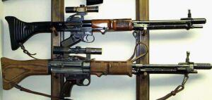 FG-42 (ФГ-42). Почему эту автоматическую винтовку называли «оружие зеленых дьяволов»? 1. История создания