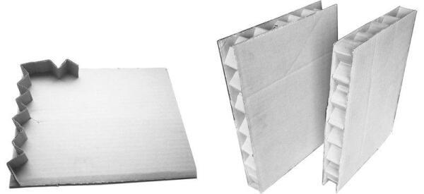 Простейший строительный элемент из картона
