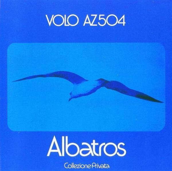 Сначала Кутуньо писал песни для своей группы ALBATROS.