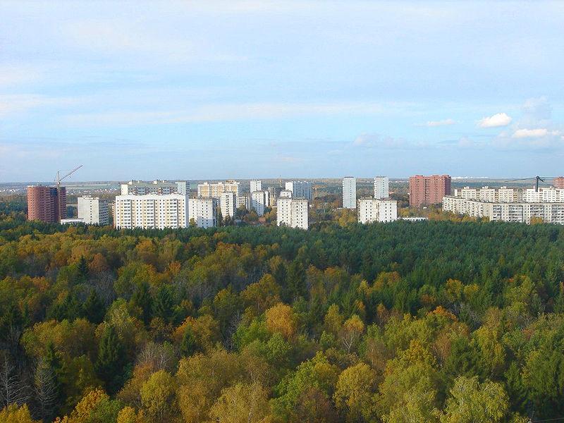 троицк московская область фото города глина особенности