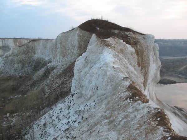 Белый колодец