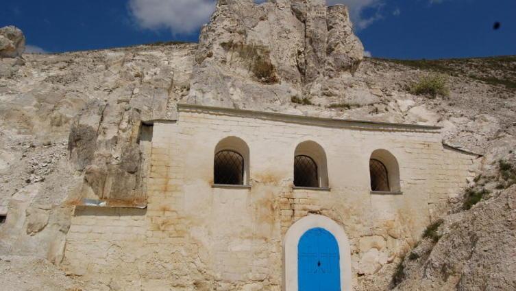 Дивногорский Успенский мужской монастырь