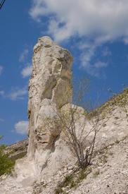 Возле Дивногорского монастыря