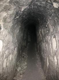 Подземные ходы Шатрищенского скита.