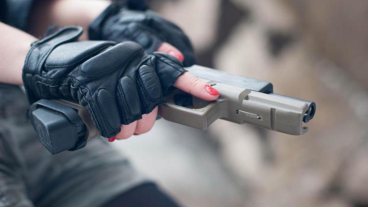 Травматический пистолет «Фантом-Т». Почему этот «травматический Глок» так и останется оружейной экзотикой? Закон есть закон!