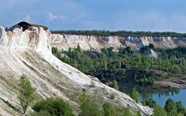 Горы Воронежской области - какие они? Часть 1