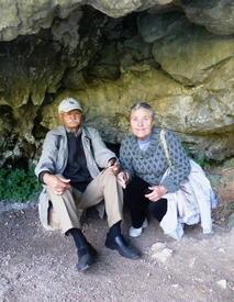 Петербургская семейная пара отметила в Хорватии свою золотую свадьбу