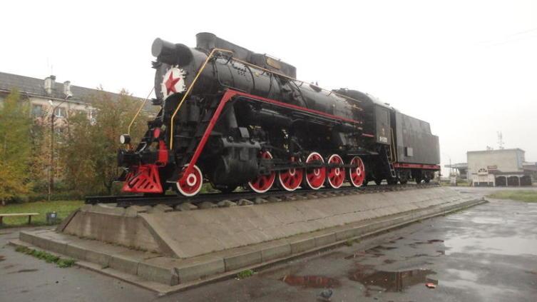 Лебедянка. Станция Котлас-Южный, Сольвычегодского отделения Северной железной дороги