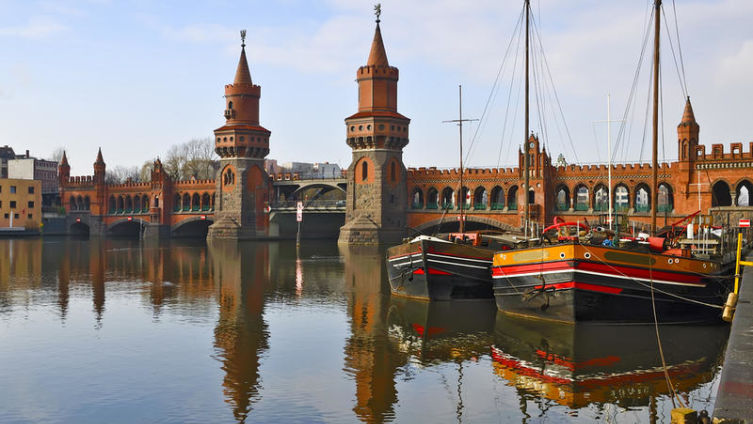 Как путешествовать налегке? Берлин