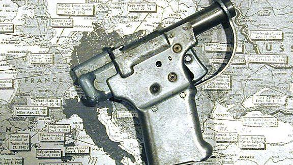 Пистолет FP-45 Liberator (Освободитель). Почему об этом жестяном пистолетике Второй мировой войны вспомнили в 2013-м?