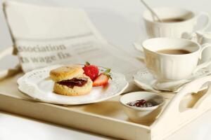 Каковы правила чайной церемонии послеполуденного чая 5 o'clock?