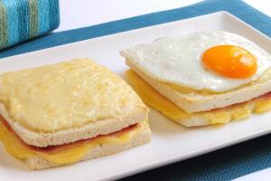 Крок-месье, или Что такое «горячий бутерброд» по-французски?
