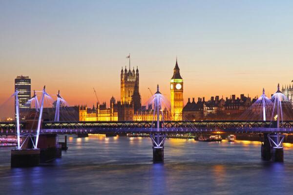Мечта туриста? Лондон!