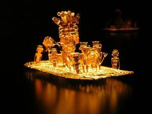Цивилизация чибча-муисков: что о ней известно?