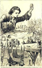 Рисунок Томаса Мортена (1865)
