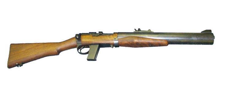 Карабин «Де Лизл Коммандо» (De Lisle Commando Carbin). Почему это бесшумное оружие Второй мировой называют «молчаливый тяжеловес»?