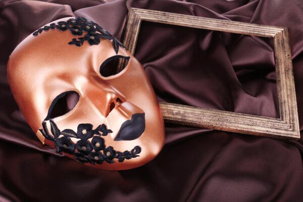 Что за сказка - Венецианский карнавал?