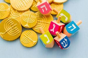 Поиграем с дрейдлом? Часть 2. Еврейская чудо-игрушка