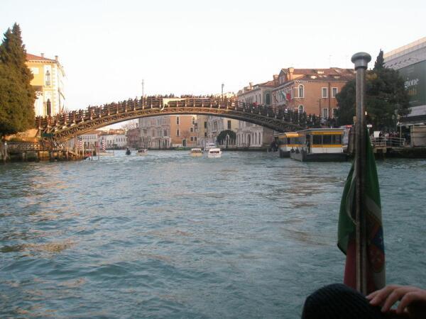 ... мосты - тоже.