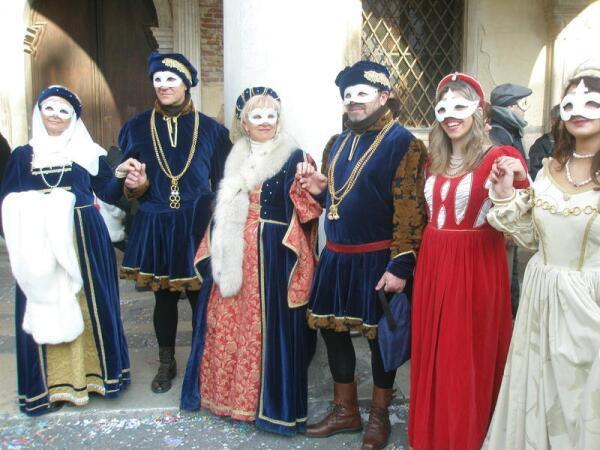 Как встретить день рождения в Венеции?
