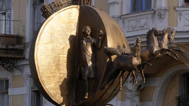 Памятник Взятке