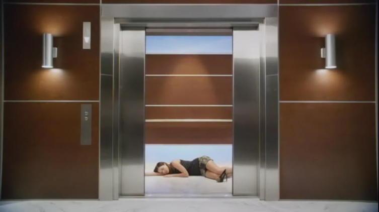 Кадр из сериала «Первый этаж»