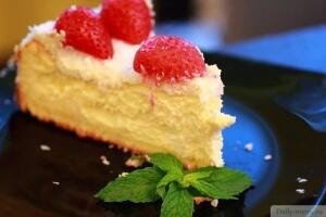 Какие десерты популярны этой зимой? Чизкейки без выпечки. Внимание, рецепты!