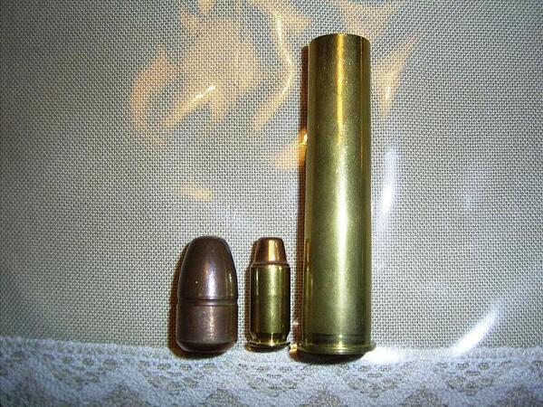 .700 Nitro Express образца 1988 г. Почему этот охотничий патрон называют «нокаутирующий»?