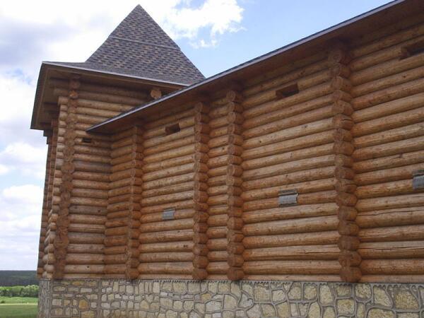 Крепость близ с. Каменка