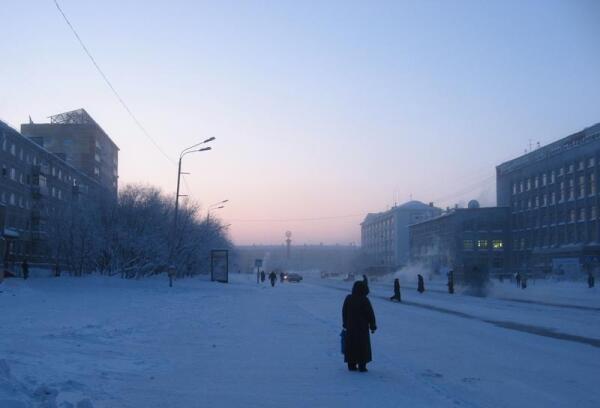 Какая улица в Воркуте - самая-самая? Улица Ленина