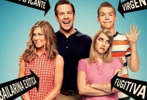 Комедия «Мы – Миллеры» (2013). Как выглядит настоящий семейный бизнес?