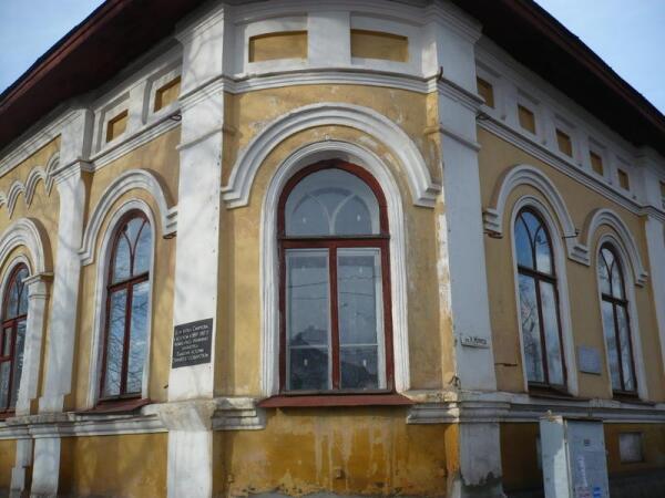 В старой части Борисоглебска