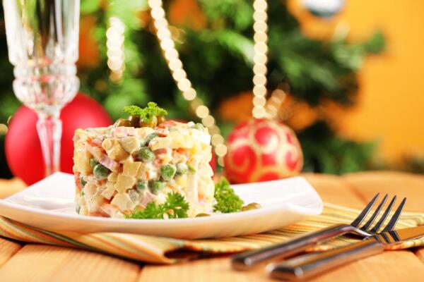 Рецепты оливье, или Поиграем с салатами?