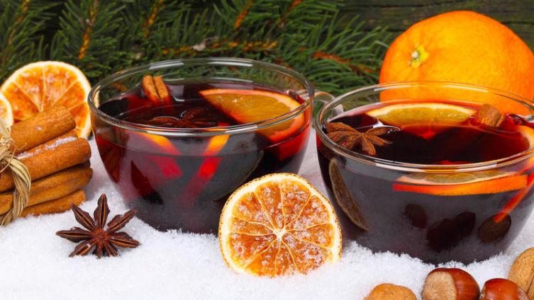 Рецепты глинтвейна. Как согреться в зимнюю стужу?