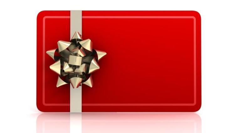 Подарочный сертификат - чем не идеальный подарок?