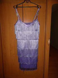 Получившееся платье