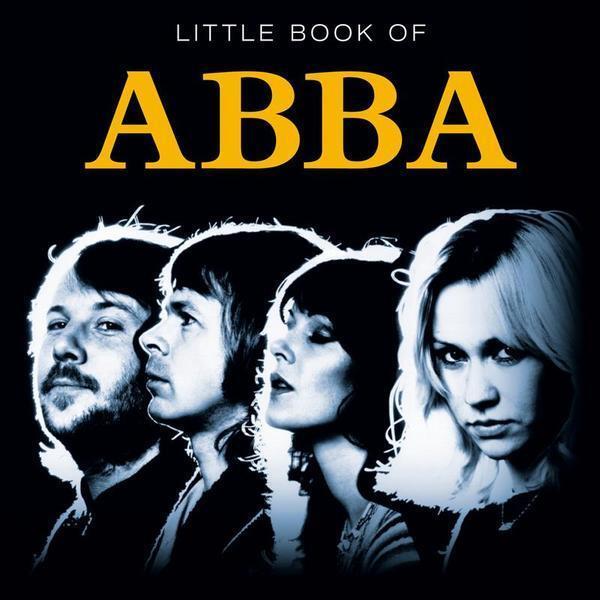 На фото слева направо: Бенни, Бьорн, Анни-Фрид (Фрида) и Агнета. Их инициалы и образовали название АББА