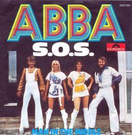 Забавно, что на этом сингле оба слова - АBBA и SOS - являлись палиндромами (т.е., одинаково читались с обеих сторон)