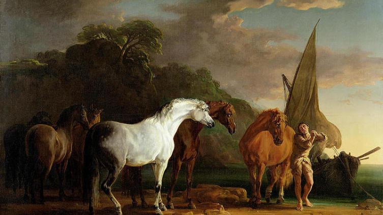 Рисунок Sawrey Gilpin, 1769