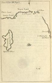 Предположительно Земля Гуигнгнмов пасположена южнее Австралии