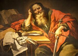 Апостол Павел. Как фарисей принял христианскую веру во время путешествия в Дамаск?