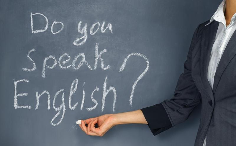 Почему учитель английского должен