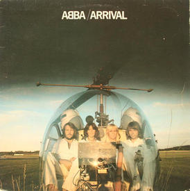 Альбом «Arrival» 1976 г. сделал АББУ суперзвёздами