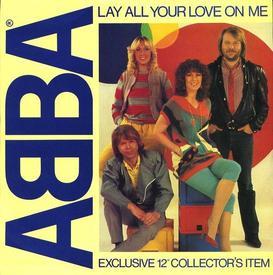 Хотя «Lay All...» и вошла в альбом «Super Trouper», сингл с ней был выпущен лишь в 1981 году. Для песни даже не стали снимать специальный клип, а видео составили из нарезок предыдущих роликов группы