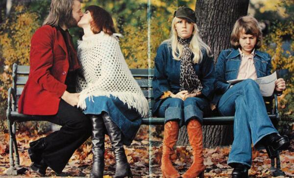 Как ABBA принесли успех песне Мадонны, записали хит о прожекторе и создали лучшую песню о расставании?