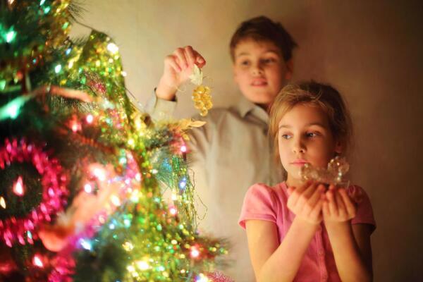 В Новый год без старых вещей? Необычные новогодние ...: http://shkolazhizni.ru/world/articles/64706/