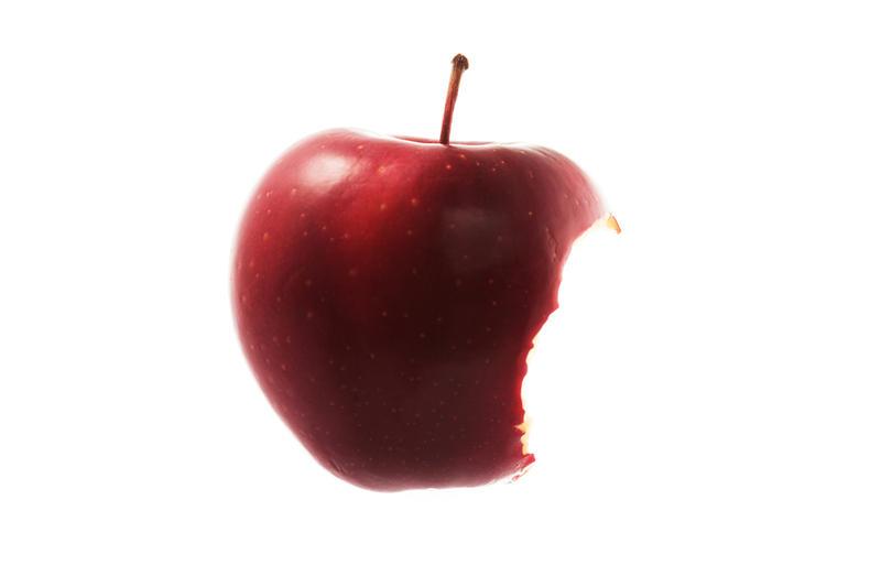 Алан Тьюринг. Почему надкушено яблоко?