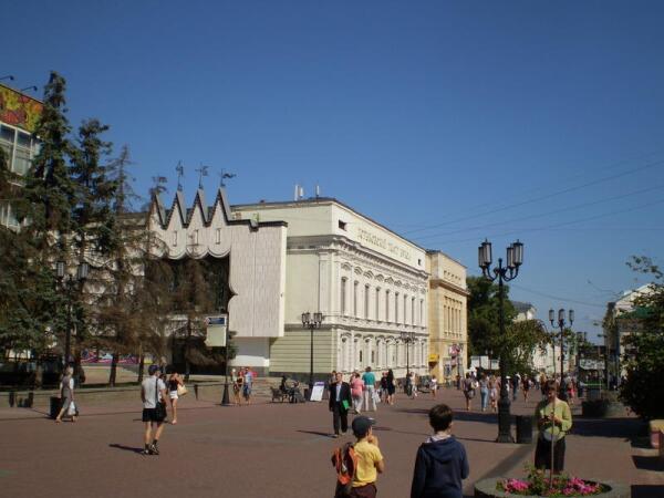 Нижегородский кукольный театр