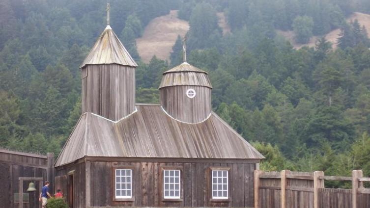 Церковь в Форт Росс