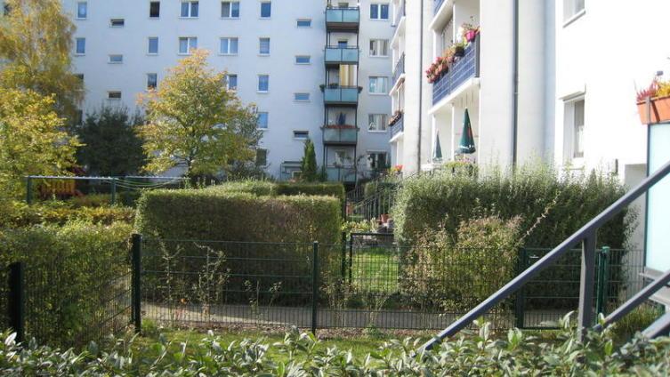 Жилые микрорайоны в Берлине - совсем не серые и скучные